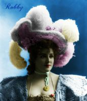 Lillian Russell by Robsiej