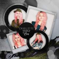 Pack png 198 // Charlotte Free. by ExoticPngs