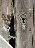 Old Keyhole by LetoCrows