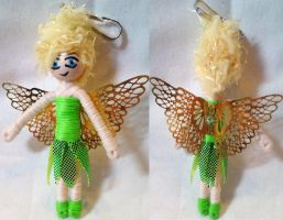 Worry Doll Prize - Tinkerbell by mihijime