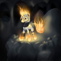 Zecora Prometei. by rule1of1coldfire