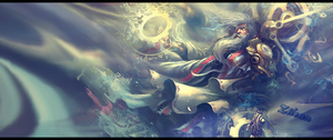 Zilean - League of Legends Signature by Solar11pro