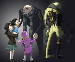 ITI- The tragedy of Gru by MadJesters1