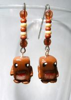 Domokun Earrings by Sinann