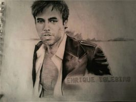 enrique iglesias by xoaddictionxo
