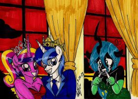High School Prom by newyorkx3