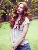 Gingersnap by Queen-Kitty