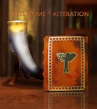 Mini Tome of Alteration by Swashbookler