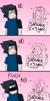 Sasuke does not want. by x-Aiko-chan-x