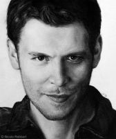 Klaus Mikaelson (Joseph Morgan) by Quelchii