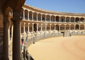 Ronda Bull Ring Spain 306-12 by mym8rick