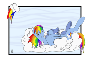 Rainbow Nap by Phlar1245
