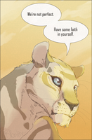 Comic Panel by MBPanther
