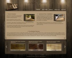 Golden Wood layout by REDFLOOD