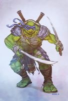 New Leonardo - TMNT by EddieHolly