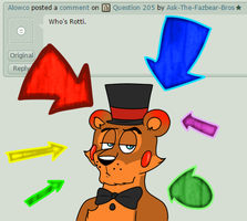 Question 206 by Ask-The-Fazbear-Bros