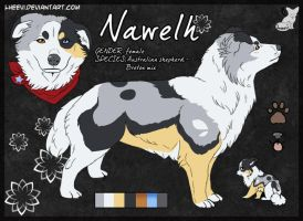 Nawelh __Character-sheet by Leyver