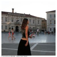 Square, street, square... by EricForFriends