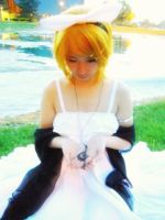 For you - Kagamine Rin by TokalaAngel