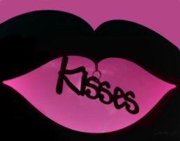 Kisses by creativemikey