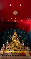 On a Golden Throne 2 by bowtiephotography