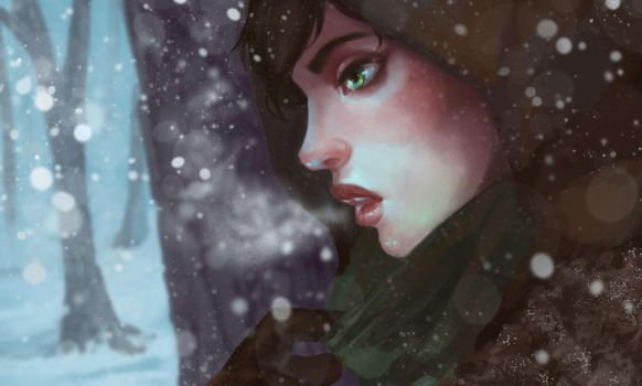 Cold by India-Lee