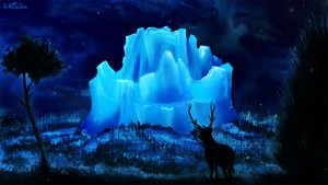 Glacial Tumulus by NuclearJackal