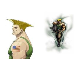 Guile by themightyjbowski