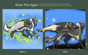 Draw This Again Meme by leafeon-ex