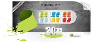 Kalendar2011_ by gomez-design