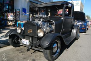 1926 Ford Model T coupe by CZProductions
