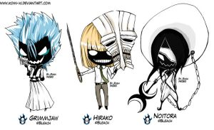 BLEACH chibi session 140310 by Komi-xi