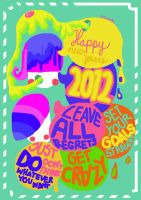 New Year is New by caranette