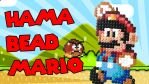Super Mario Hama Bead Animation (Link in Des) by Dogtorwho
