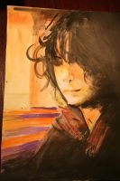 Syd Barrett by psychedelic-cookie