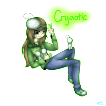Cryaotic by winterclyde