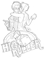 USUK - High Roller by Ahr0