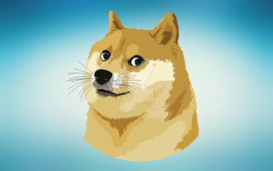 Doge Vector by larsrudolph