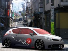 Nissan sport Concept 2007 by Mareoz