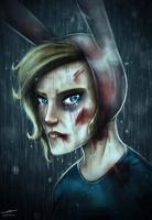 Fionna the Human by The-Spooky-Man