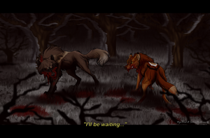 :DOTW: The Two Heirs - Collab by SeleneTheWerewolf