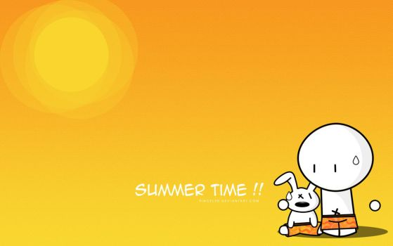 Summer time - More resolutions by pincel3d