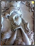 Belle in sculpted clay by GraceDoragon