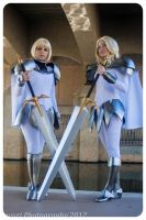 Claymore- Standing together by sayuri13