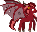 MLP Chronicles - Dismay, Mistress of Fear by Crisostomo-Ibarra