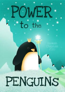 Power to the penguins ... by HannahChapman
