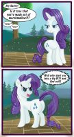 Never ask a lady by stratusxh