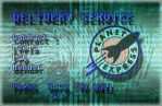 business card : Planet Express 2014 by darshan2good