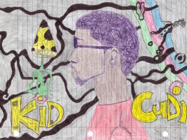 Kid Cudi by Young-Artisy