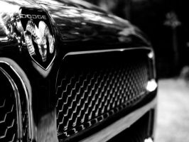 Dodge Ram Grill by MissMinded